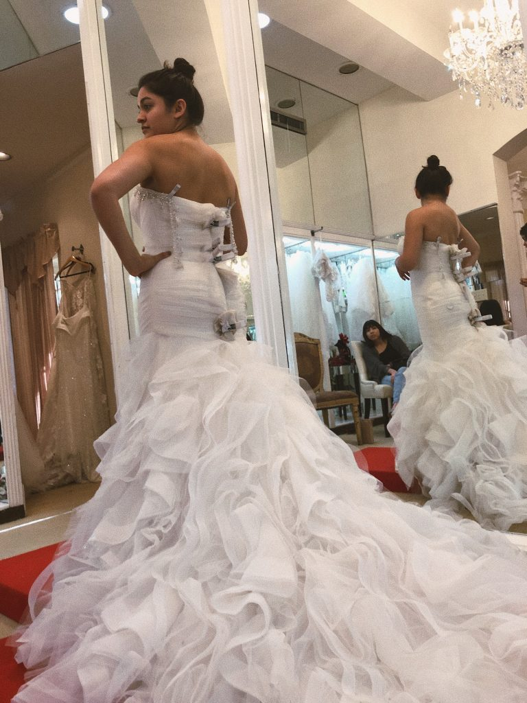 Wedding Dress Photo 10