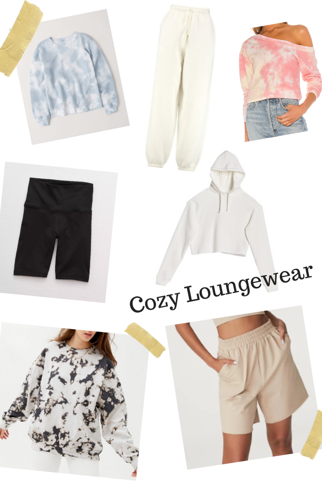 Loungewear Collage